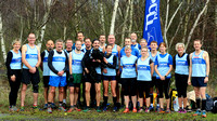 TRAC at the Kent Fitness League Race 4 - Fowlmead Country Park - 9 December 2018