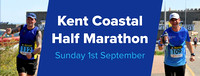 Thanet Half-Marathon - 1 September 2019