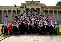 University of Sheffield Geography Department Graduation - 18 July 2013