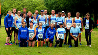 Thanet Roadrunners at East Kent Relays, Ashford